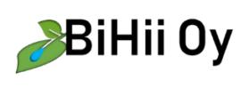 Bihii Oy – Ympäristöystävällistä kasvua